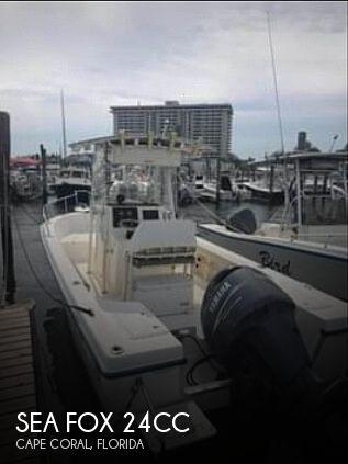 2004 Sea Fox 24CC