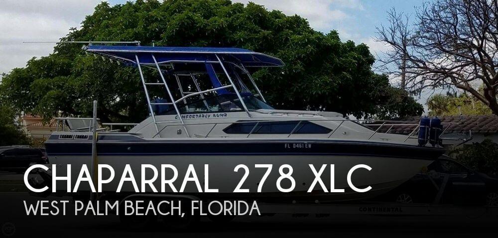 1984 Chaparral 278 XLC