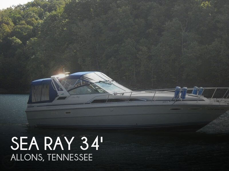 1988 Sea Ray 340 Sundancer