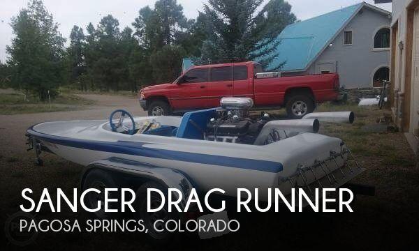 1978 Sanger Drag Runner