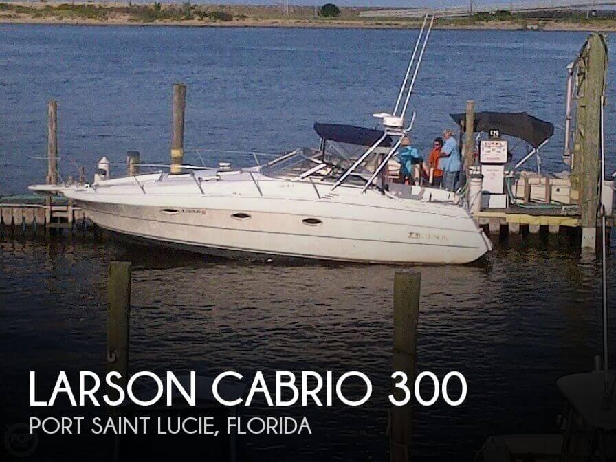 1994 Larson Cabrio 300