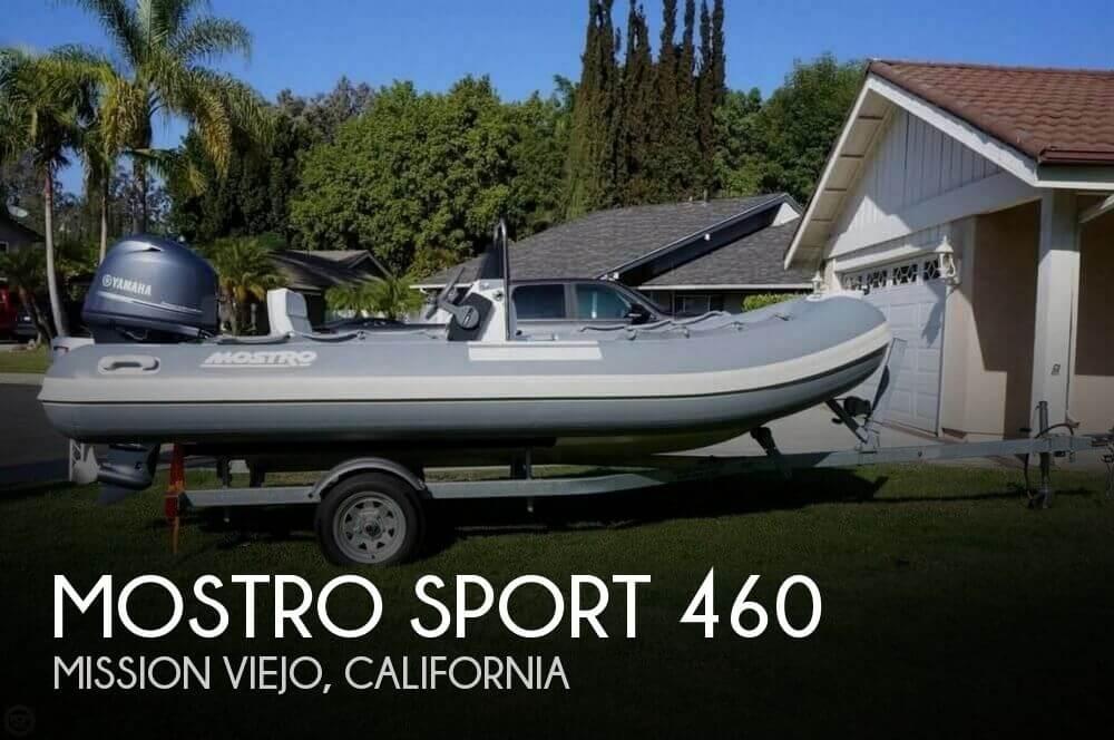 2017 Mostro Sport 460