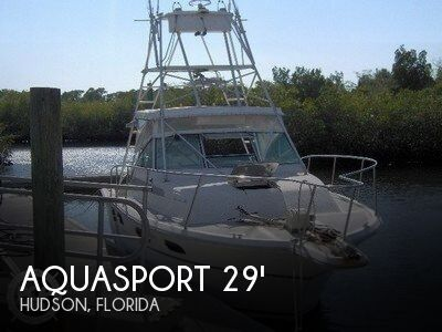 1988 Aquasport 290 Tournament Master