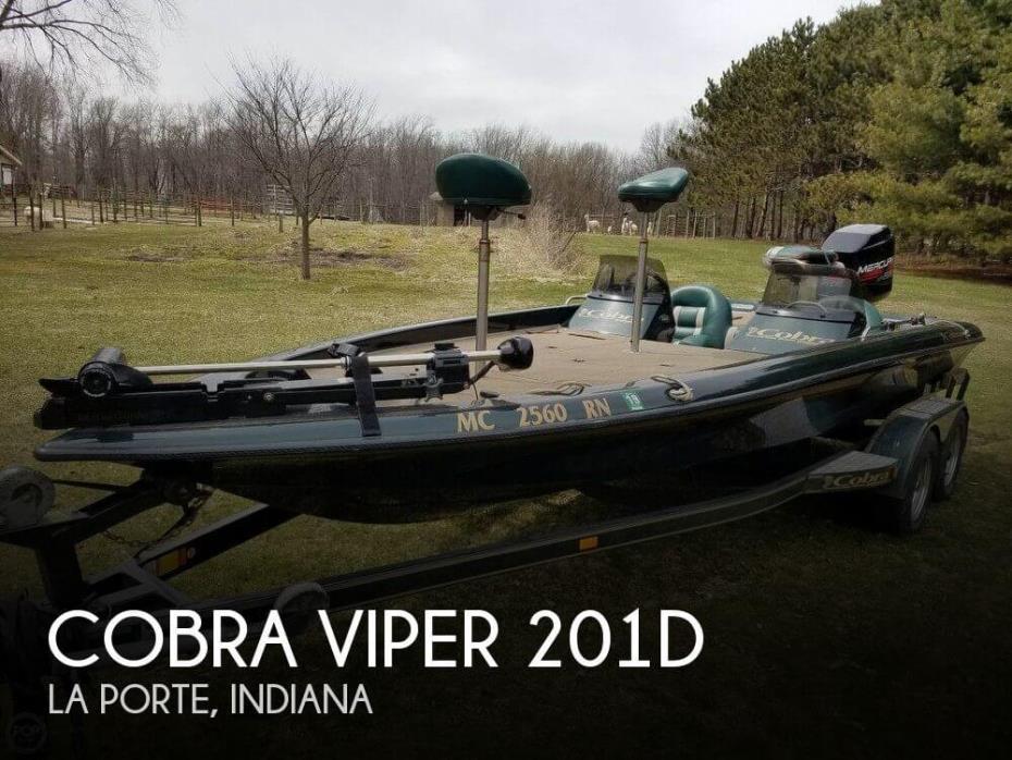 1998 Cobra VIPER 201D