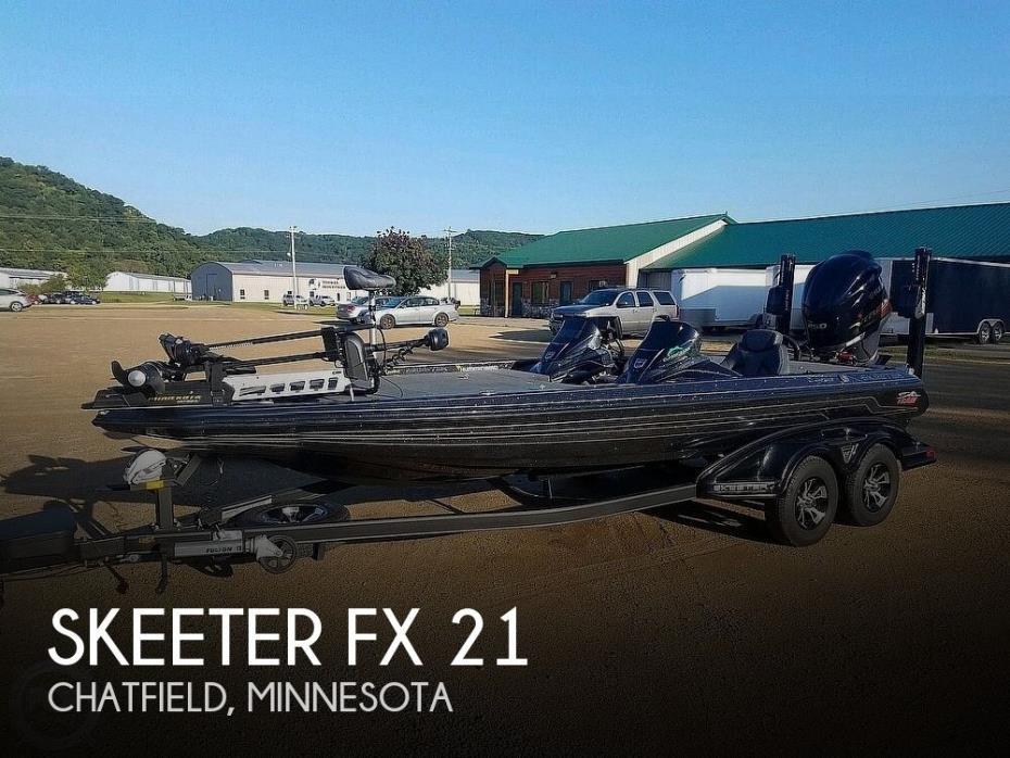 2017 Skeeter FX 21