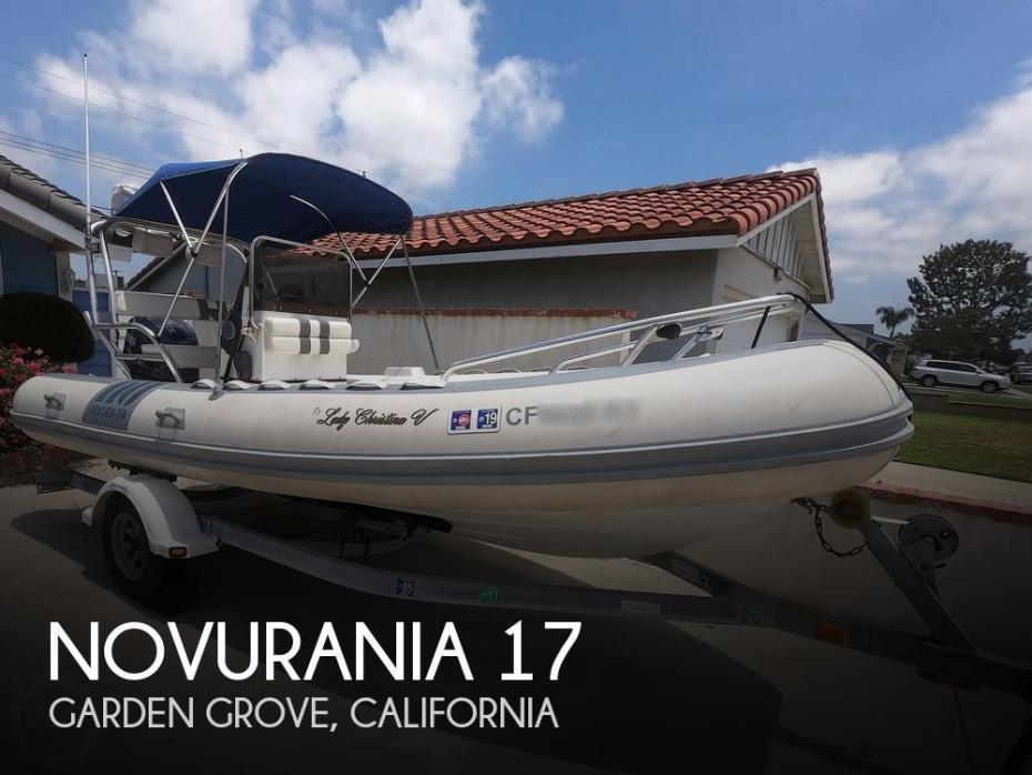 1993 Novurania 550 DL (2006 TUBES)