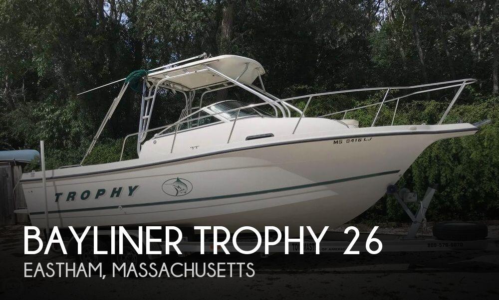2001 Bayliner Trophy 26