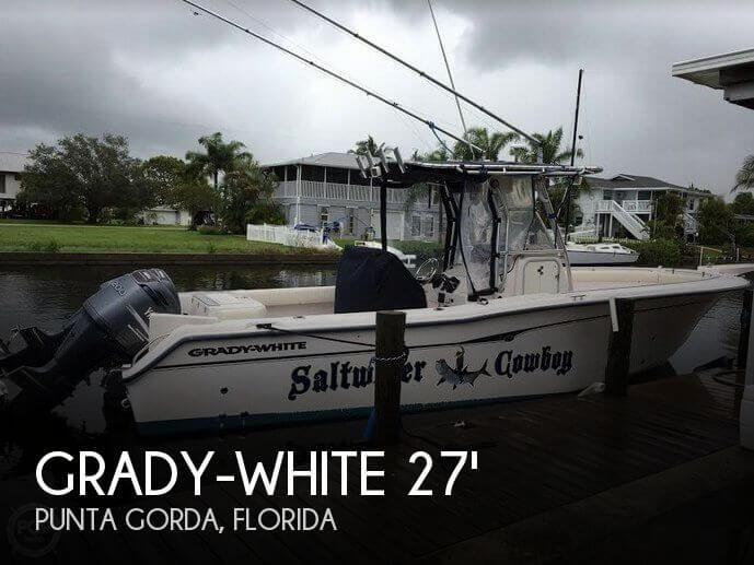 2004 Grady-White 273 Chase CC