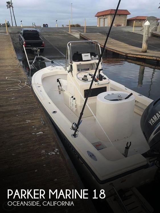 2007 Parker Marine 18