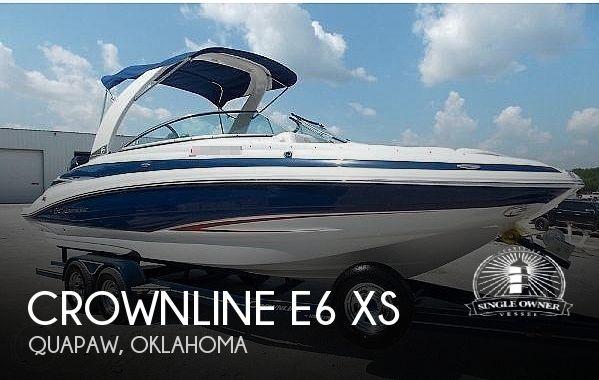 2017 Crownline E6 XS