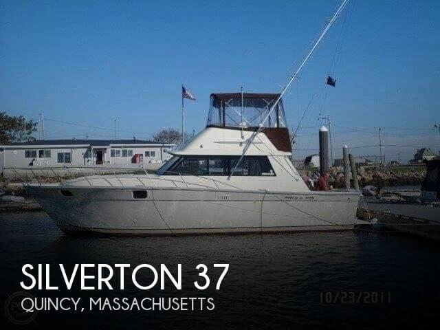 1983 Silverton 37
