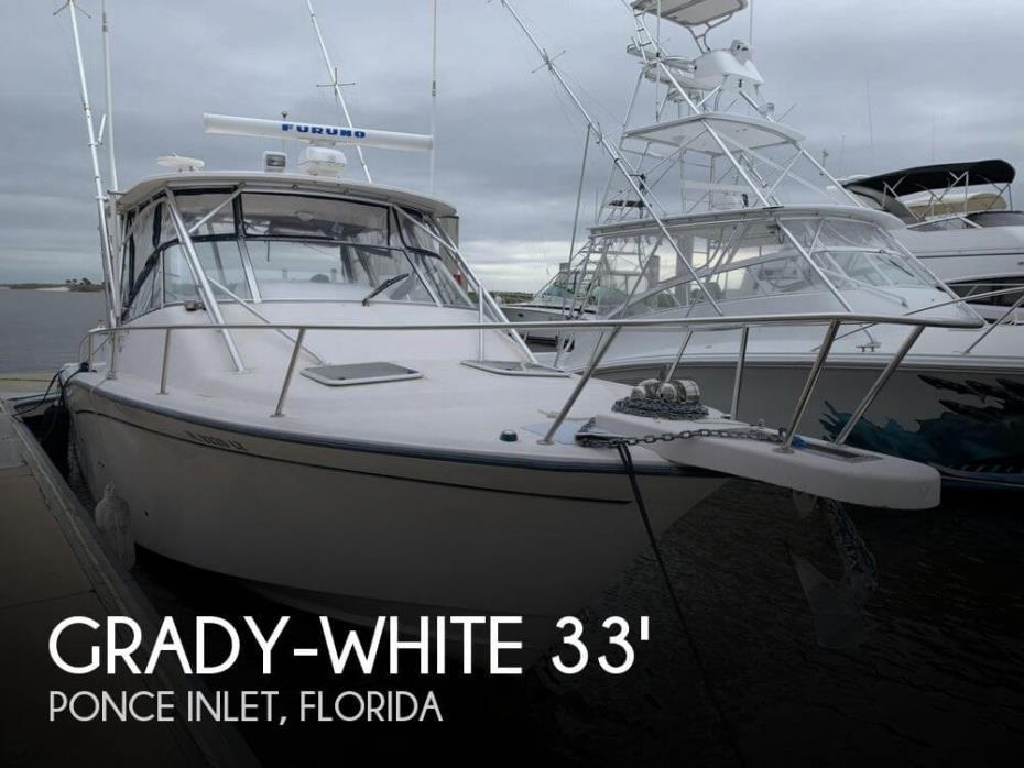 2003 Grady-White 330 Express