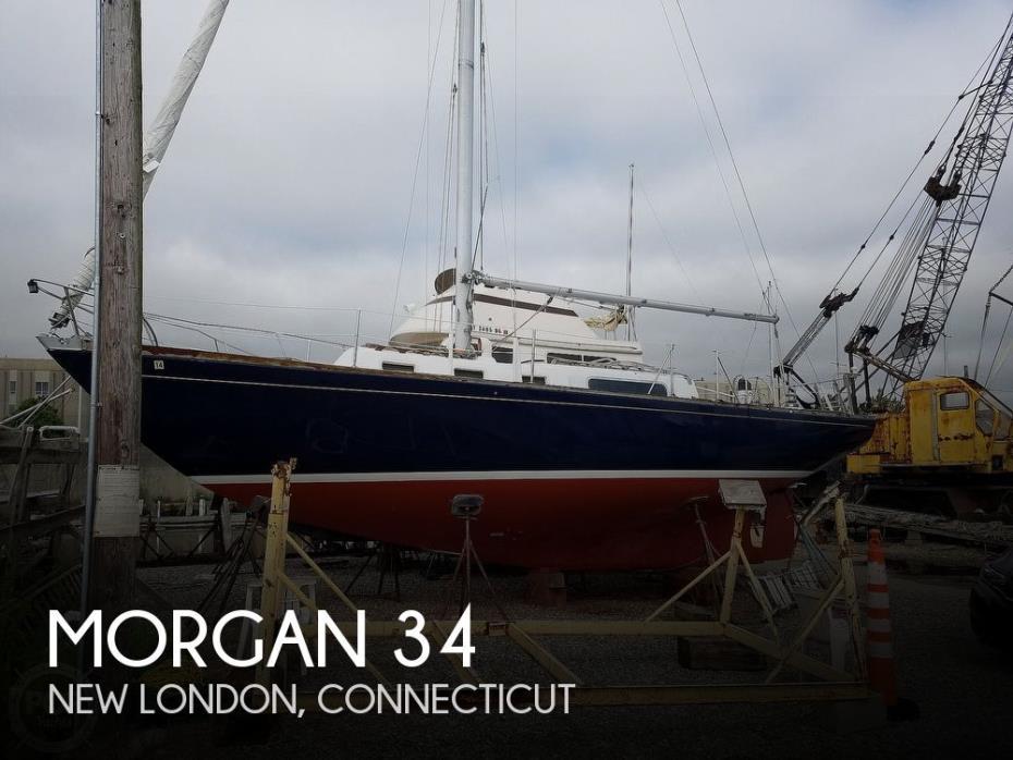 1969 Morgan 34