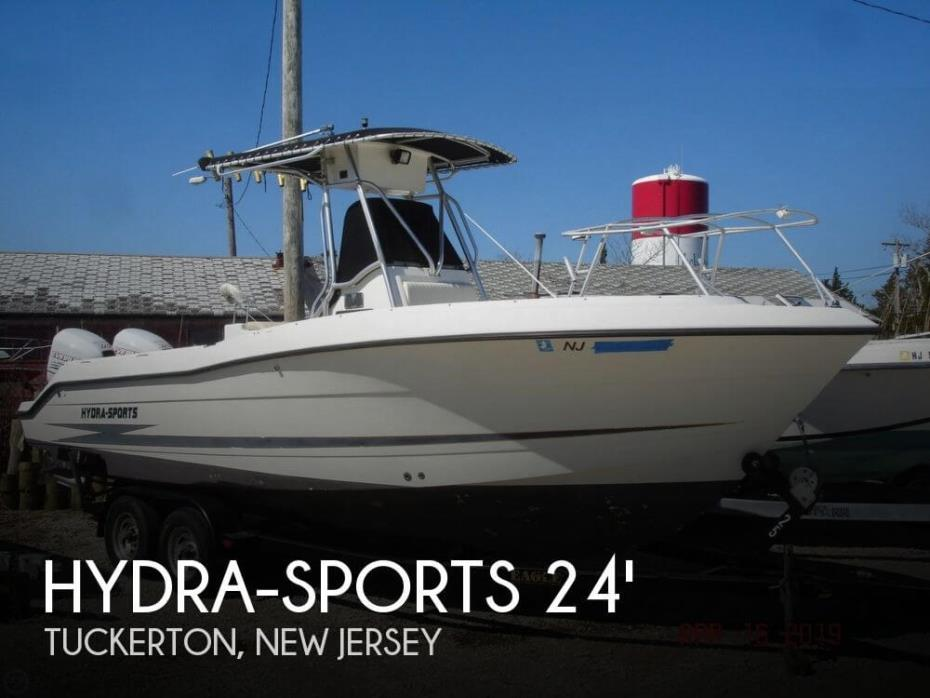 2000 Hydra-Sports 2390 Vector