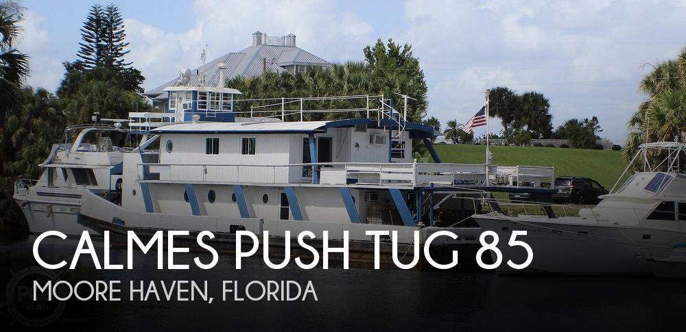 1954 Calmes Push Tug 85