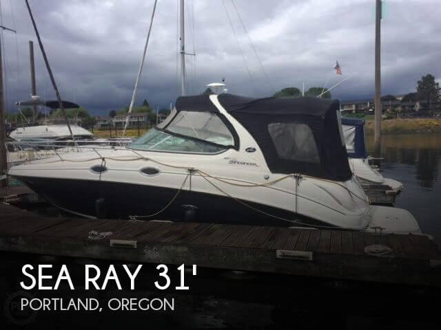 2008 Sea Ray 280 Sundancer
