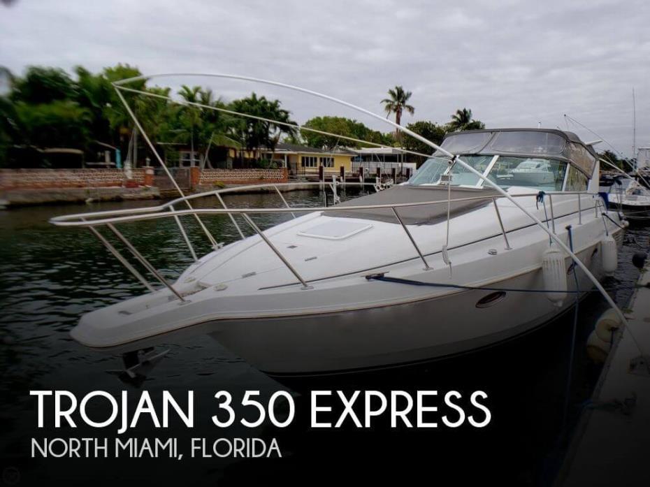 1997 Trojan 350 Express