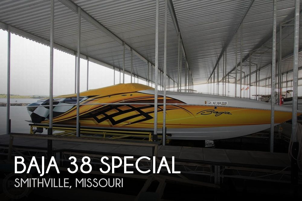 Baja 38 Special Boats for sale