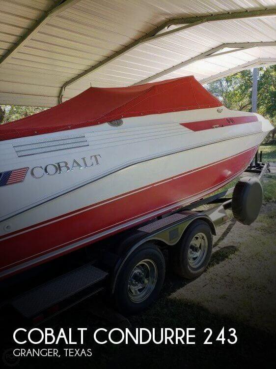 1990 Cobalt Condurre 243