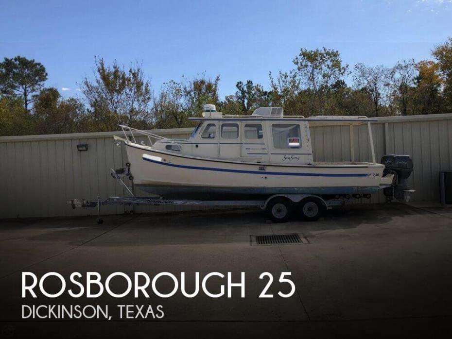 1999 Rosborough 25