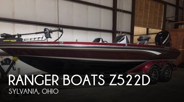 2017 Ranger Boats Z522D