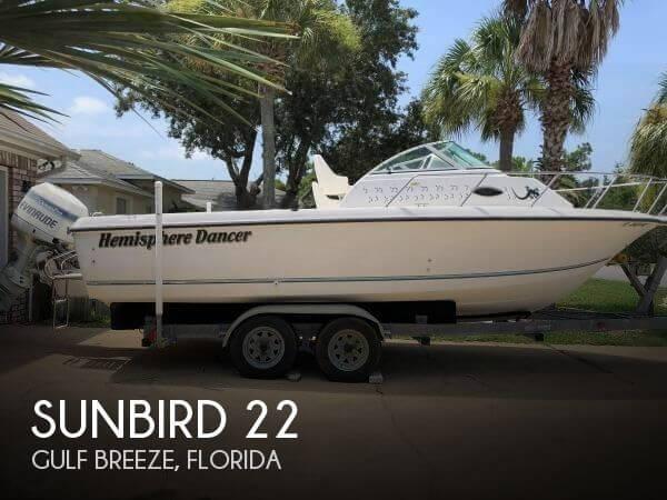 1996 Sunbird Neptune 230 WA