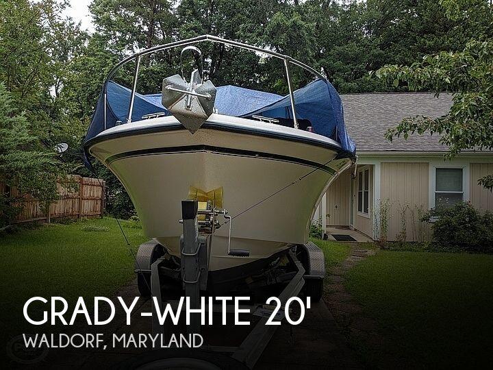 2001 Grady-White 208 Adventure