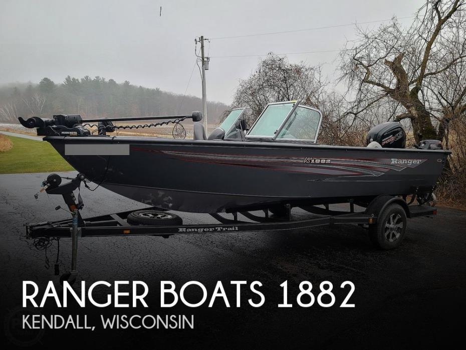 2018 Ranger Boats VS1882WT