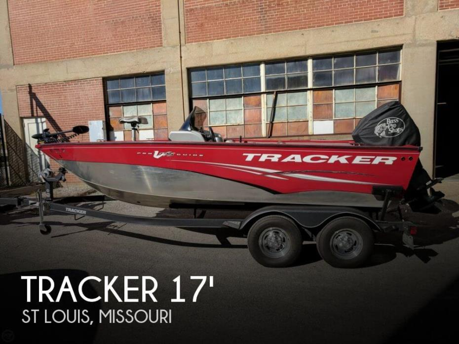 2012 Tracker Pro Guide V175 SC