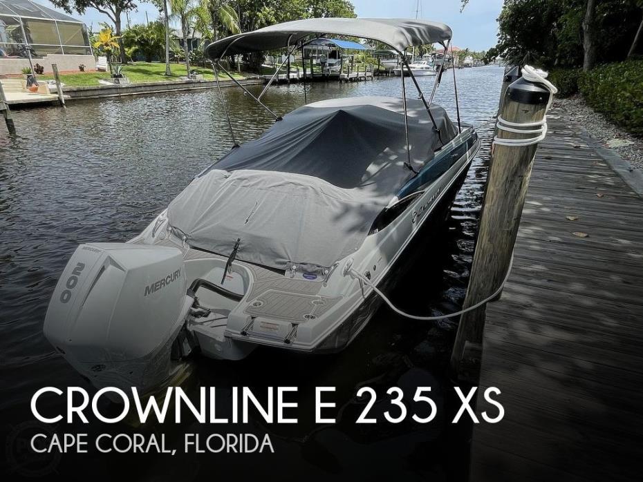 2021 Crownline E 235 XS