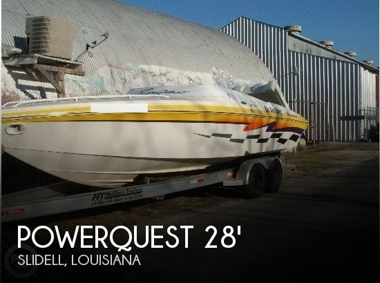 2001 Powerquest 280 Silencer