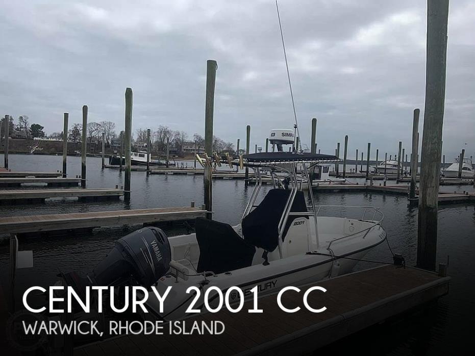 2008 Century 2001 cc