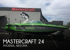 2014 Mastercraft X-Star 24