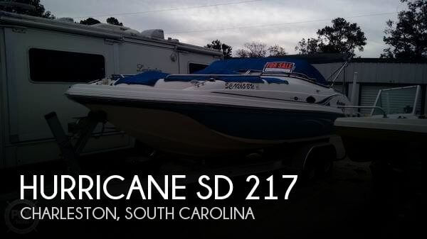 2006 Hurricane SD 217