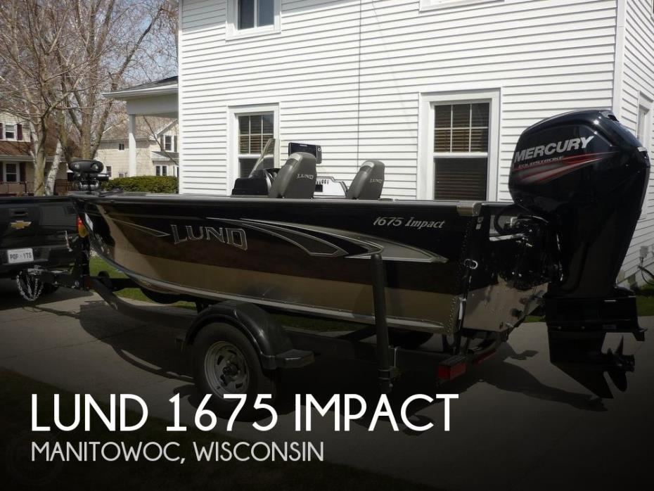 2019 Lund 1675 Impact SS
