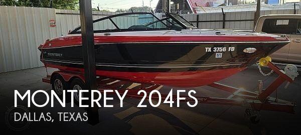 2018 Monterey 204 FS
