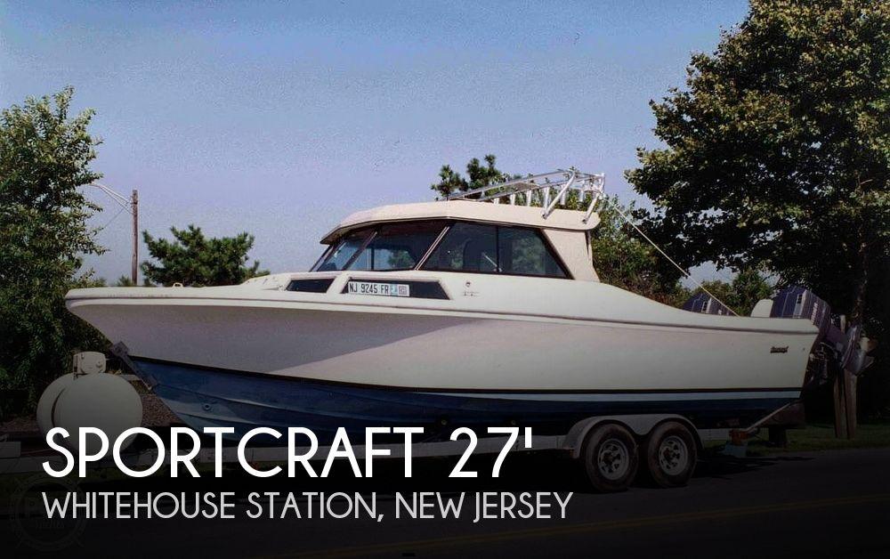 1971 Sportcraft 270 Sea Eagle