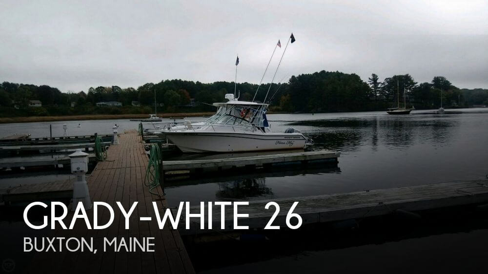 2003 Grady-White 26