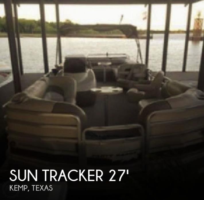 2001 Sun Tracker 27 Sun Tracker