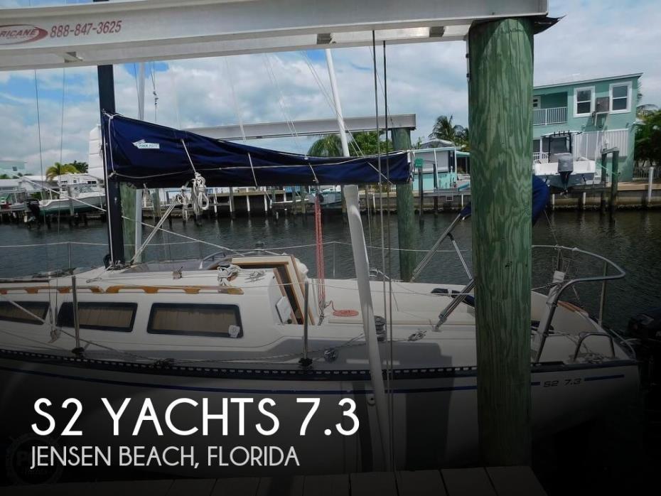 1983 S2 Yachts 7.3