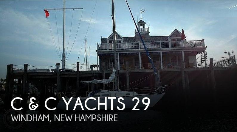 1977 C & C Yachts 29