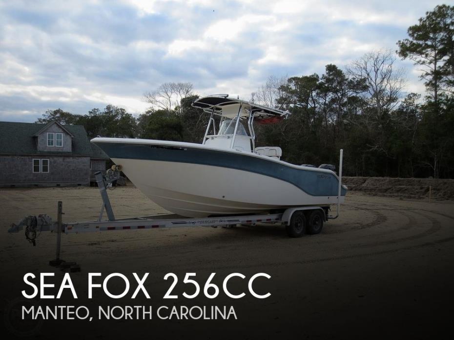 2009 Sea Fox 256cc