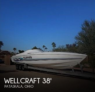 1999 Wellcraft Scarab AVS 38