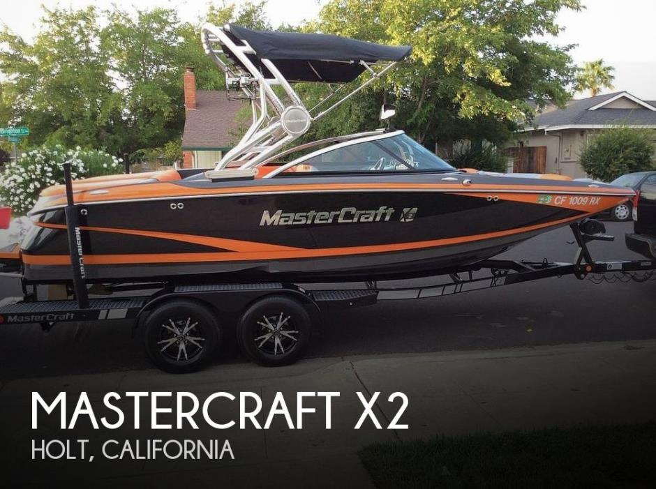 2014 Mastercraft X2