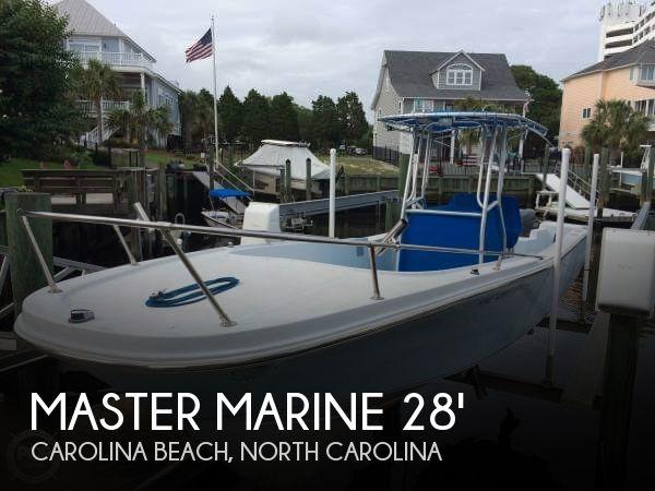1981 Master Marine Good-Go 28