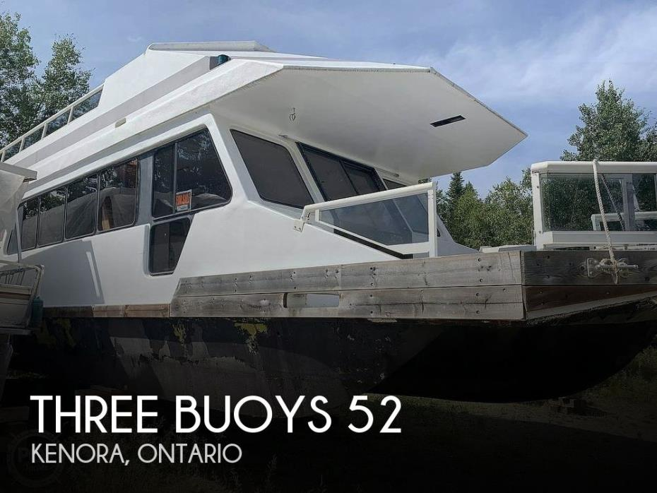 1988 Three Buoys Sunseeker 52