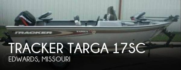 2005 Tracker Targa 17SC