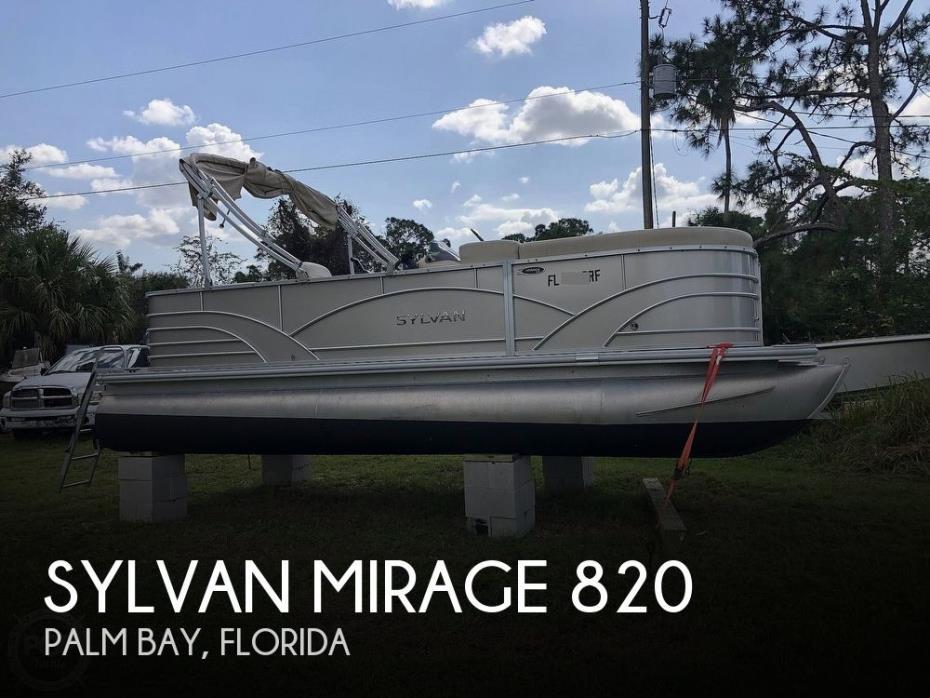 2017 Sylvan Mirage 820