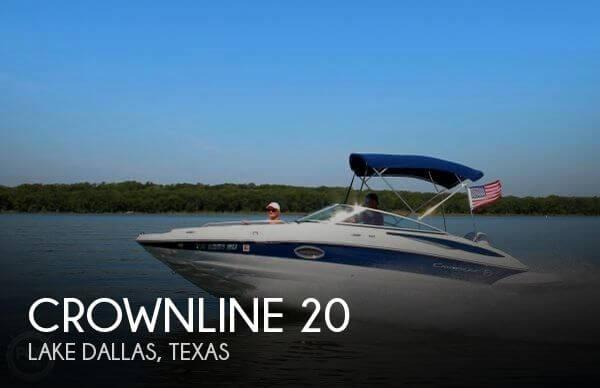 2005 Crownline 20