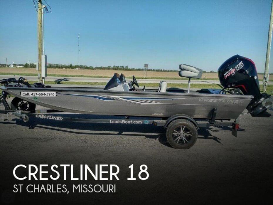 2016 Crestliner 18